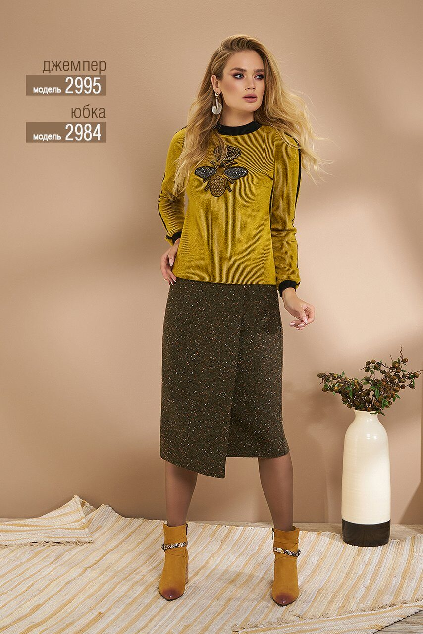 Джемпер Niv Niv Fashion артикул 2995