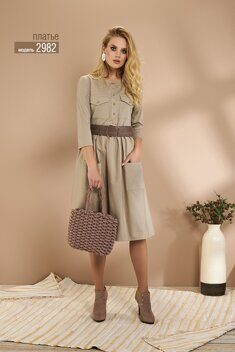 Платье Niv Niv Fashion артикул 2982
