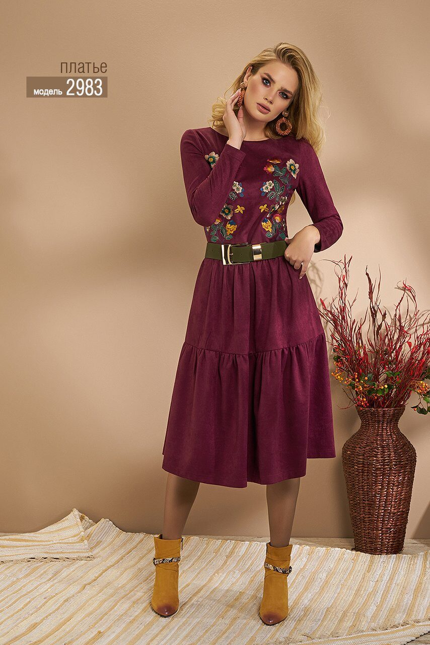 Платье Niv Niv Fashion артикул 2983