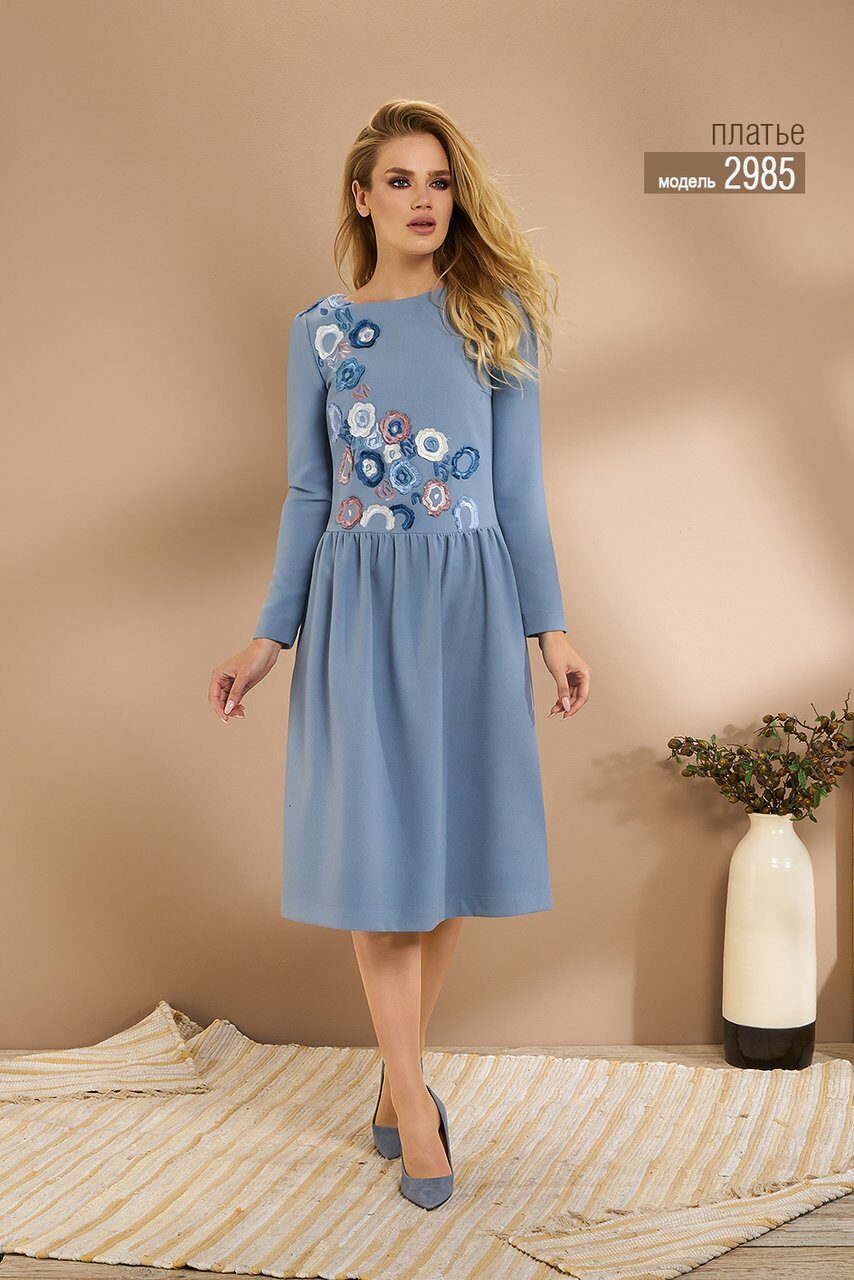 Платье Niv Niv Fashion артикул 2985
