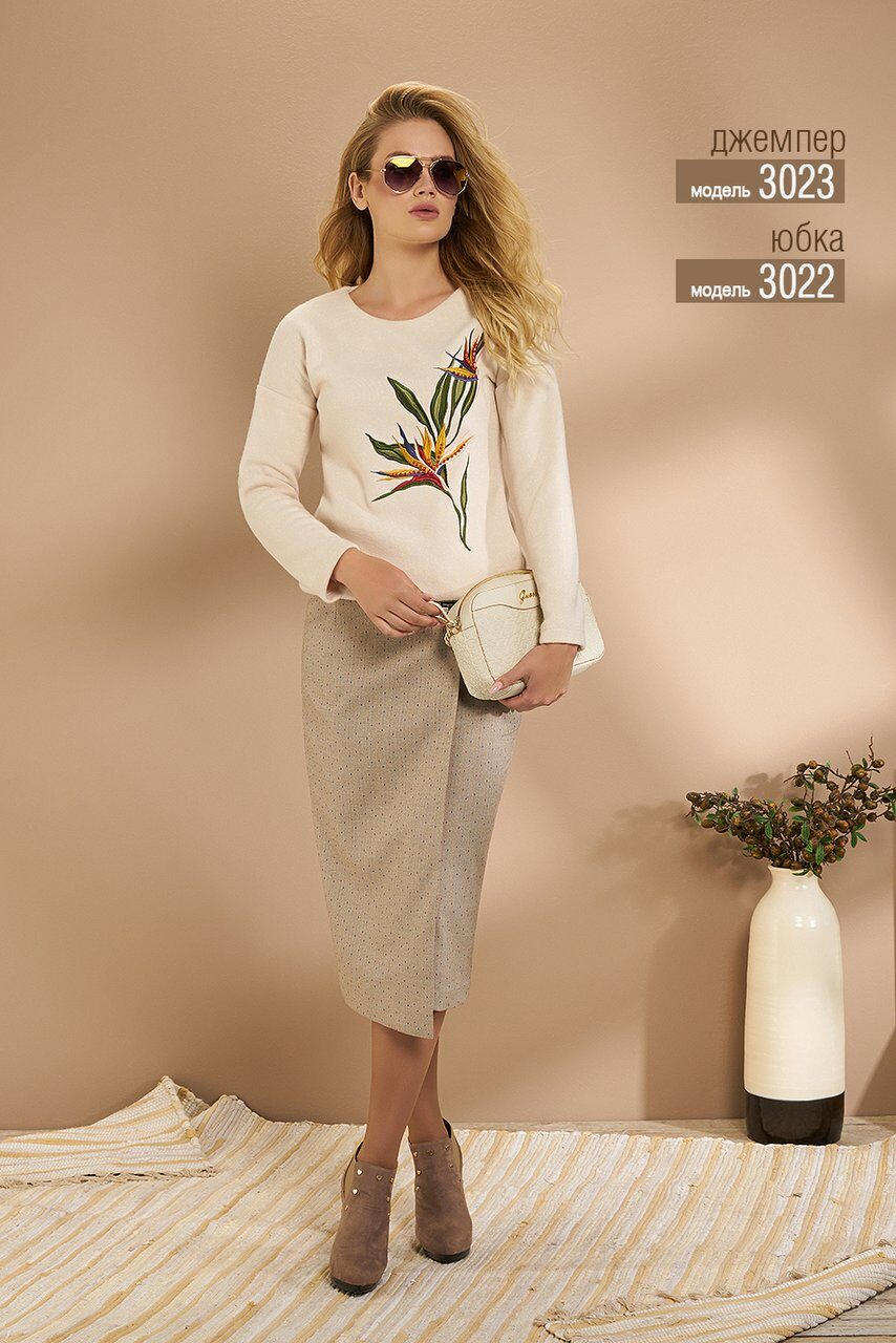 Джемпер Niv Niv Fashion артикул 3023