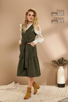 Блуза Niv Niv Fashion артикул 3029